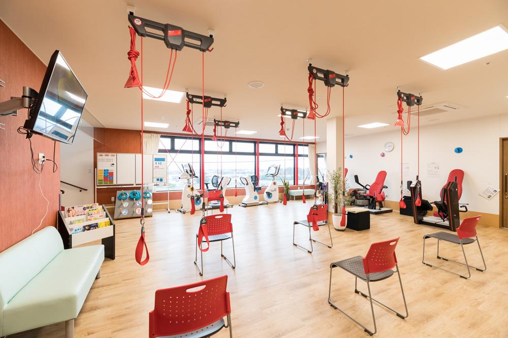 デイトレセンターKaiseiトレーニング室
